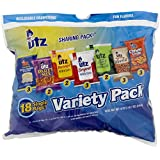 Utz Snack Variety Pack, Single Bags, 18.00 Ounce, 18 Count