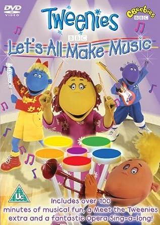 Tweenies - Let's all Make Music [DVD] [1999]: Amazon co uk: Colleen