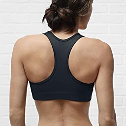 Nike Pro Bra - Medium - Black/White