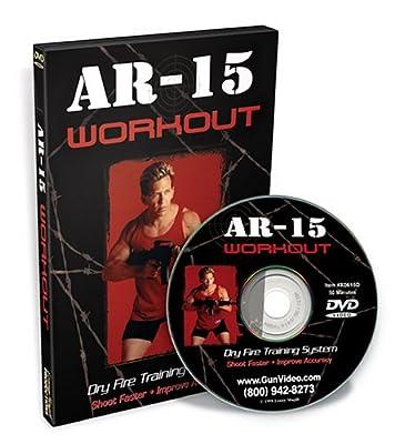 AR-15 Workout--DVD