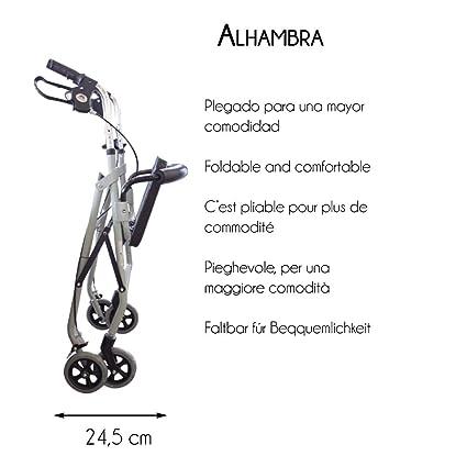 Mobiclinic, Modelo Alhambra, Andador para minusvalidos, mayores ...