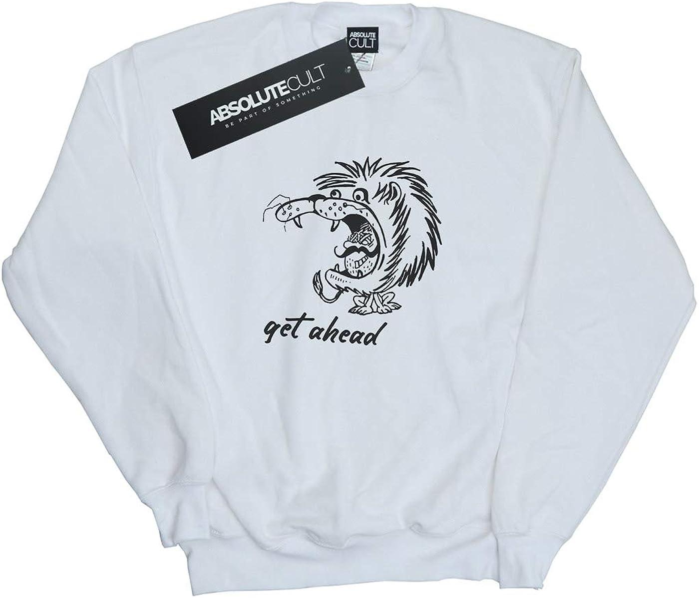 Absolute Cult Drewbacca Girls Get Ahead Sweatshirt