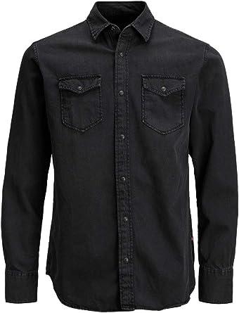 Comprar Jack & Jones Jjesheridan Shirt L/S Camisa Vaquera para Hombre Talla M