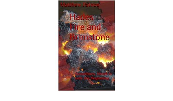 Hades Fire and Brimstone (Calamafray Book 2) (English ...