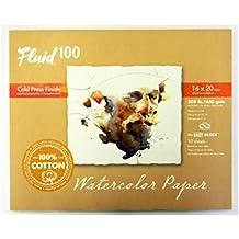 Handbook Paper Fluid 100 Watercolor Cp 300Lb Ez-Block 16X20