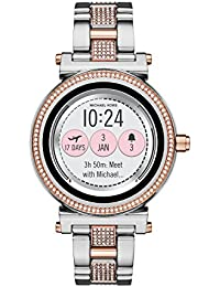 Access, Womens Smartwatch, Sofie Two-Tone Stainless Steel, MKT5040