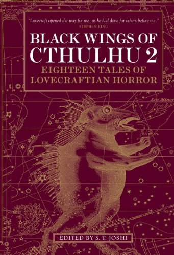 Download By Caitlin R. Kiernan Black Wings of Cthulhu (Volume Two) (annotated edition) pdf