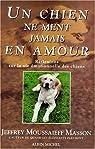 Un chien ne ment jamais en amour par Masson