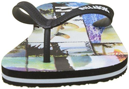 Billabong Tides Frame–Zapatos de deporte en sala hombre negro