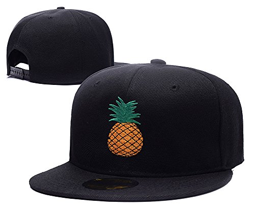 lifa-pineapple-hat-embroidery-snapback-cap
