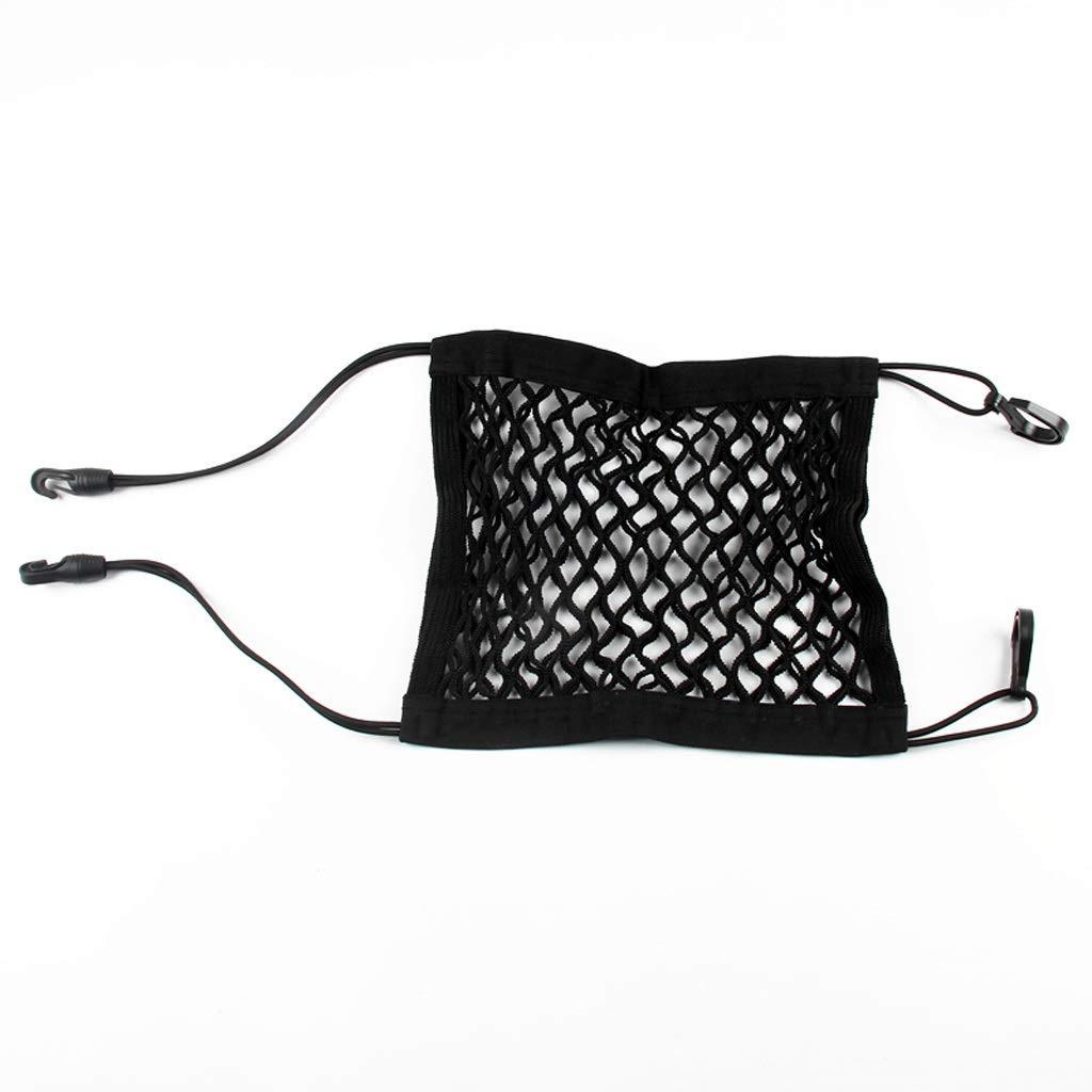 Forte élastique sac de filet de voiture entre la voiture organisateur siège arrière sac de rangement porte-bagages poche