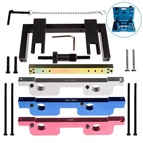 SCITOO Fit BMW N51 N52 N53 N54 N55 New Camshaft Crankshaft Timing Locking Master Tool Kit Timing Chain by SCITOO (Image #1)