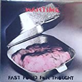 Wartime - Fast Food For Thought - Chrysalis - 1C 038 - 3 21753 1 DMM