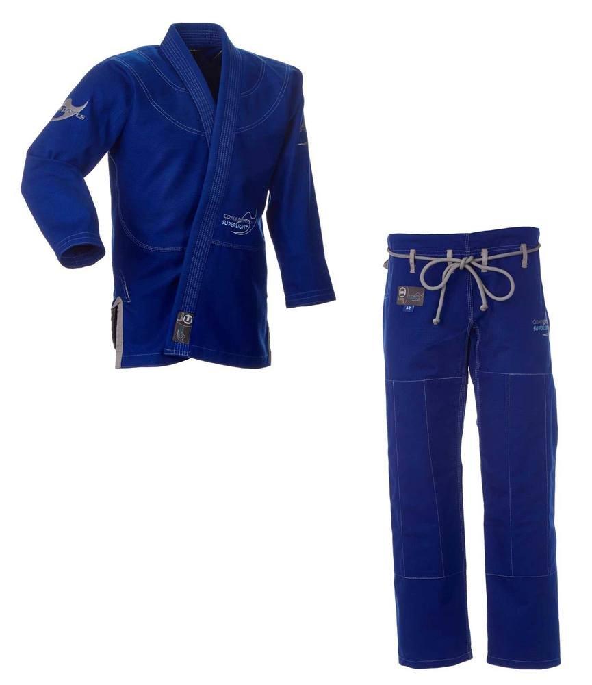Ju-Sports Brazilian Jiu-Jitsu Anzug Perl Competition Superlight Blau B072WFJNFH B072WFJNFH B072WFJNFH Bekleidung Geschäft 4588b4