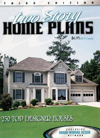 Plans House Two Story (Two Story Home Plans (Home Plan Books))