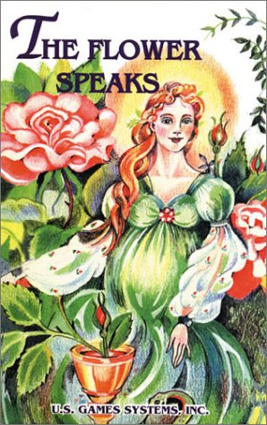 The Flower Speaks: 52-Card Deck