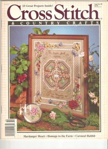 Cross Stitch & Country Crafts *Sept/Oct 1989