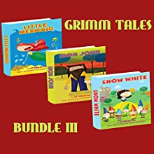 Grimm Tales Bundle III Audiobook by Liz Doolittle Narrated by Yael Eylat-Tanaka