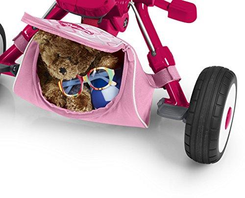 Radio Flyer 4 in 1 Stroll \'N Trike Pink