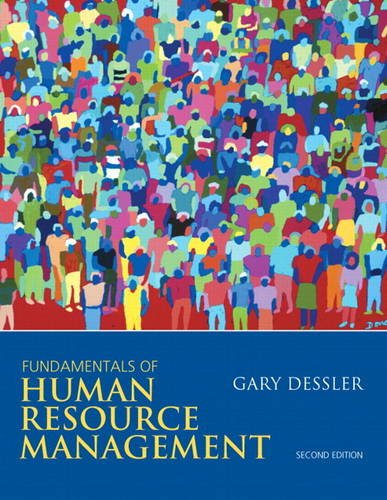 Fundamentals of Human Resource Management Plus New MyManagementLab with Pearson eText
