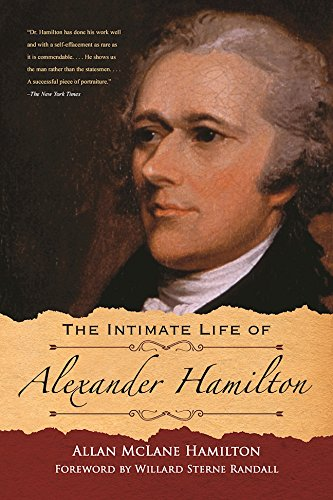 The Intimate Life of Alexander Hamilton cover