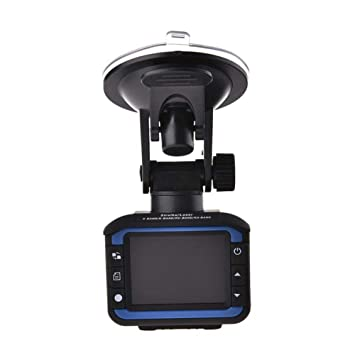 shewt Anti Laser HD 720P Detector de Radar de Coche Grabador de cámara DVR de Coche ...