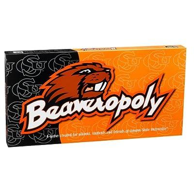 Oregon State University - Beaveropoly: Toys & Games