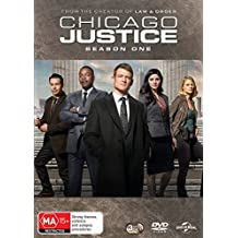 Chicago Justice Season 1 | From Creator of Law & Order | NON-USA Format | PAL | Region 4 Import - Australia