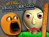 Clip: Annoying Orange plays Baldi's Basics