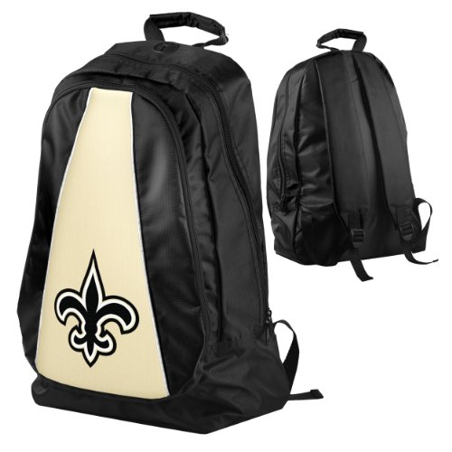 NFL NEW ORLEANS SAINTS Rucksack Adult Core Plus Backpack Forever Collectibles TM