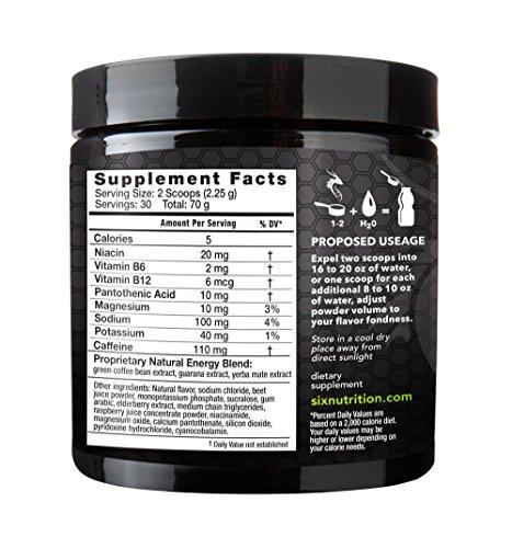 six nutrition hydra focus