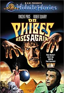 Dr. Phibes Rises Again (Widescreen) (Bilingual) [Import]