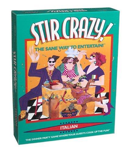 (Decipher Stir Crazy: Italian Edition)