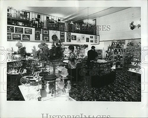 1977 Press Photo Hillsboro's old Hill Theater remodeled into this - Hillsboro Mall