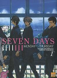 Seven days, tome 1 par Rihito Takarai