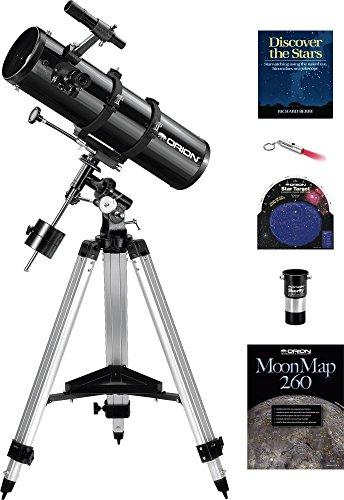 Orion SpaceProbe 130ST EQ Telescope & Beginner Barlow Kit by Orion