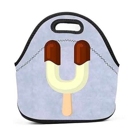 Amazon.com: Bolsa de almuerzo con bolsa de almacenamiento ...