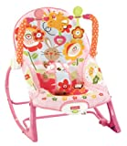 Fisher-Price Infant to Toddler Rocker, Baby Toy Bunny