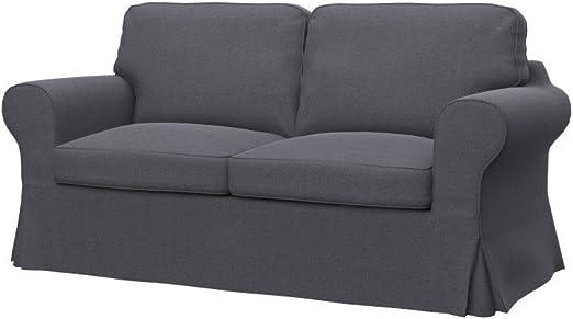Amazon Com Soferia Replacement Cover For Ikea Ektorp 2 Seat Sofa