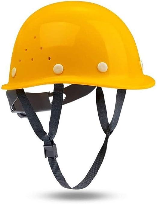 Casco De Seguridad Laboral, Casco De Protección Industrial ABS Y ...