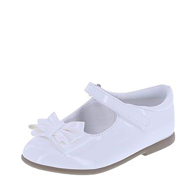 Amazon.com: SmartFit Elena Mary Jane - Camiseta para niña: Shoes