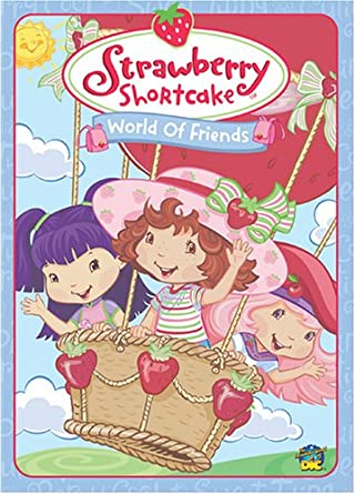 Amazon Com Strawberry Shortcake World Of Friends Sarah Heinke