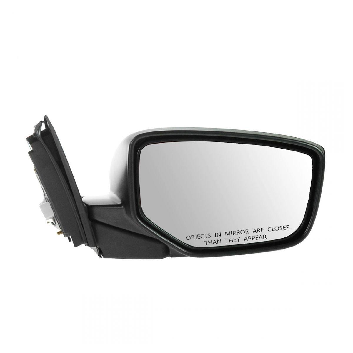 HO1321227 Mirror for 08-12 Honda Accord Passenger Side