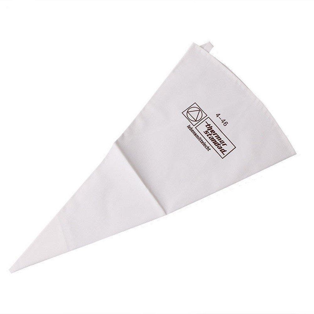 Ustensile de p/âtisserie S En coton HearsBeauty Pour d/écoration de g/âteaux Poche /à douille r/éutilisable