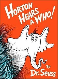 Book Cover: Horton Hears a Who!