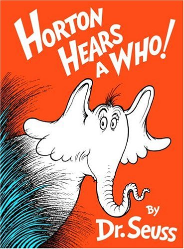 Book Cover: Horton Hears a Who!