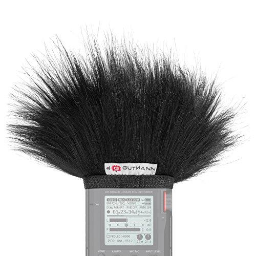Gutmann Fur Microphone Windshield Windscreen for Tascam DR-40 V2 by Gutmann (Image #3)