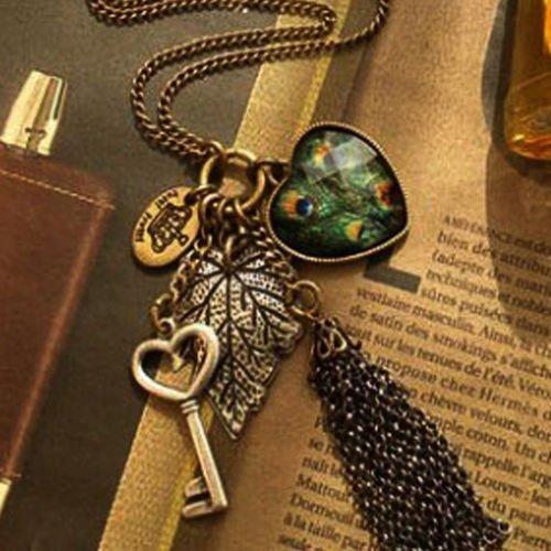 Amazon.com: BBBS Affiliates Seelie Fairy Faerie Queen Inspired Necklace: Jewelry