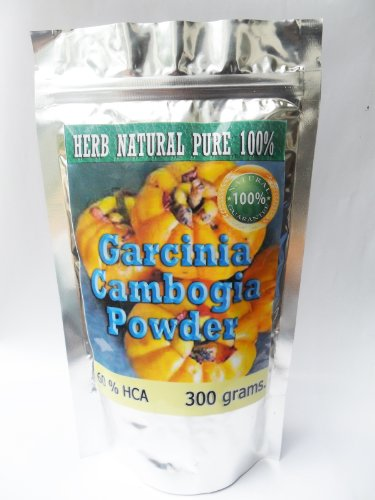 Garcinia Cambogia Powder High Premium Grade 300 Grams. From Thailand