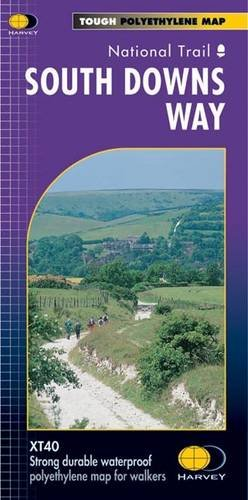 South Downs Way: National Trail (Route Map)